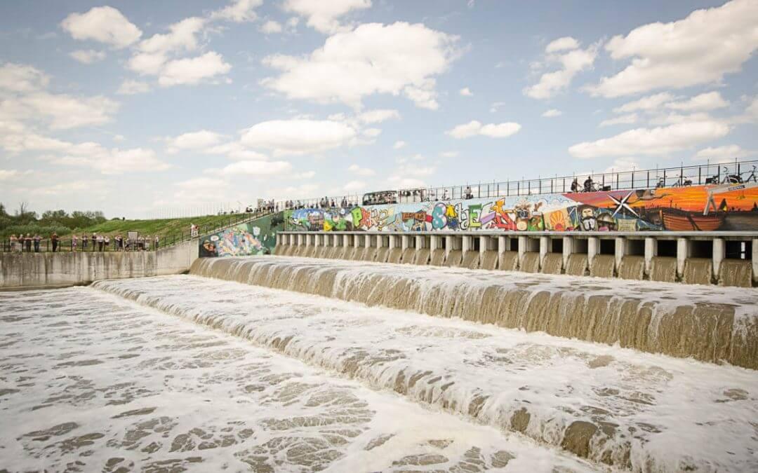 Zaterdag 21 oktober ,  zaterdag 4 november en zondag 5 november 2017 – Bezoek de Watervallen van Kruibeke met de Stiltram